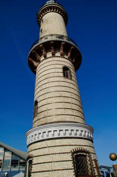 Der Warnemünder Leuchtturm konnte die Rekordmarke von 70.000 Besuchern knacken.