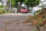 Verwerfungen auf den Gehwegen in der Schillerstraße von Warnemünde sind für Anwohner und Gäste eine gefährliche Unfallquelle. Jetzt werden Baumgutachten angefertigt und diese bilden die Grundlage für eine Erneuerung der Steige.