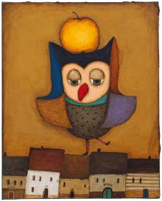 Die Galerie Möller Warnemünde zeigt in ihrer aktuellen Ausstellung Ölbilder und Arbeiten auf Papier von Holger Koch.