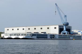 Auch die Neptun Werft Warnemünde will wachsen.