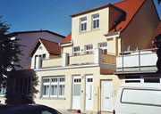 Fewo mit Terrasse und Balkon