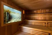 Strandhafer AQUA: Wellness, Schwimmbad und Saunen