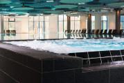 a-ja Warnemünde. Das Resort. A-spa Badewelt Whirlpool