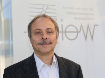 Markus Meier vom Leibniz-Institut für Ostseeforschung Warnemünde (IOW) leitete das internationale Autorenteam, das Modelle zum zukünftigen Ostsee-Zustand vor dem Hintergrund unterschiedlicher Klimaszenarien verglich.
