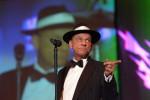 """Im Warnemünder Hotel Neptun wird am Nachmittag des Silvestertages """"The Voice"""" Frank Sinatra erwartet."""