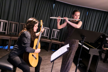 Das Duo Nina Golubovic und Anastasia Maryy lässt die Emotionen hochkochen.