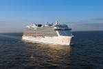"""Die """"Royal Princess"""" wird die Sensation der Kreuzfahrtsaison 2014 in Warnemünde. Foto: Princess Cruises"""