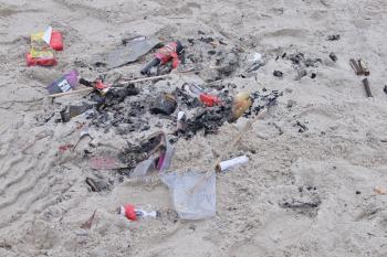 Am 4. Januar findet am Strand von Warnemünde wieder eine große Müllsammelaktion statt. Jede helfende Hand ist dabei willkommen.