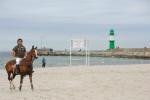 Der Veranstalter Thomas Strunk hat den diesjährigen Beach Polo Ostsee Cup Warnemünde abgesagt. Foto: Holger Martens