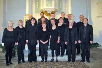 Die Dessauer Kantorei, ein Kammerchor aus Mitteldeutschland, gestaltet das Warnemünder Kirchenkonzert am Sonnabend.