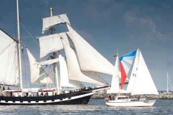 27. Hanse Sail vom 10. bis 13. August: Barrierearmes Großereignis