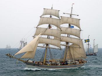 Die 26. Hanse Sail ist Geschichte und die Organisatoren zeigen sich spürbar entspannt.