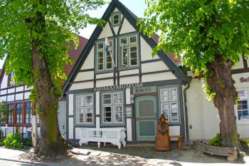 Das Heimatmuseum Warnemünde lädt zum Internationalen Museumstag.
