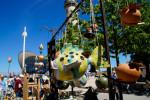 Am Donnerstag geht der Warnemünder Kunsthandwerkermarkt in seine 12. Saison.