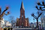 Am kommenden Sonntag wird in der Evangelischen Kirche zu Warnemünde die Matthäus-Passion aufgeführt.