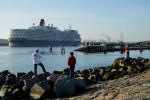 Warnemünde war in 2013 erneut der beliebteste deutsche Kreuzfahrthafen.