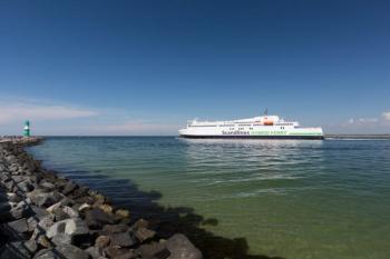 Die Reederei Scandlines wurde für die Hybridfähre