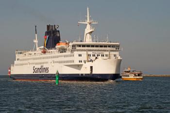 Die Reederei Scandlines lockt mit 4000 günstigen Ostertickets.