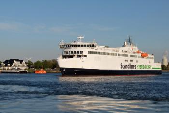 Die Reederei Scandlines ist Pionier bei der Entwicklung energieeffizienter Fähren.
