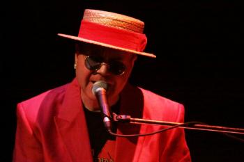 Der britische Künstler Paul Bacon sieht Elton John zum verwechseln ähnlich und tritt als dieser bei der großen Silvesterparty im Hotel Neptun auf.