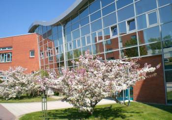 Technologiezentrum Warnemünde TZW, Foto: TZW