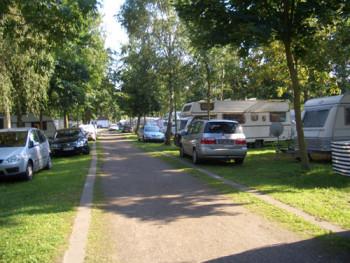Campingplatz in Markgrafenheide