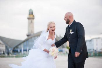 Hochzeitsfotografie in Warnemünde