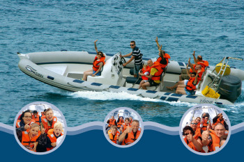 Küstenspaßfahrten mit Ostsee-Cruising
