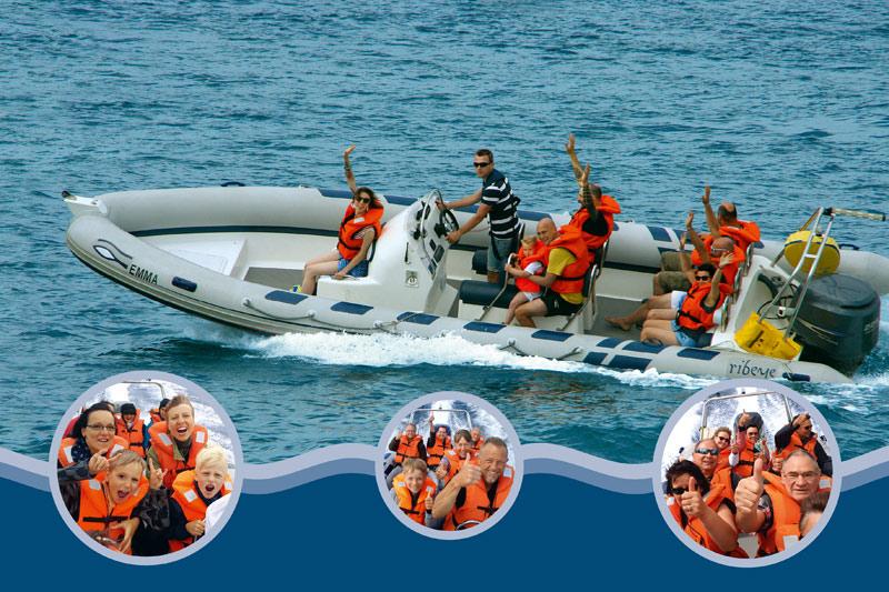 Küstenspaßfahrt mit Ostsee-Cruising