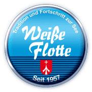 Reederei Weiße Flotte - Autofähre zwischen Warnemünde und Hohe Düne